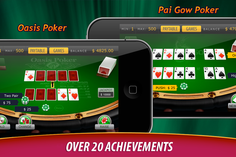Poker apps for ipad 2