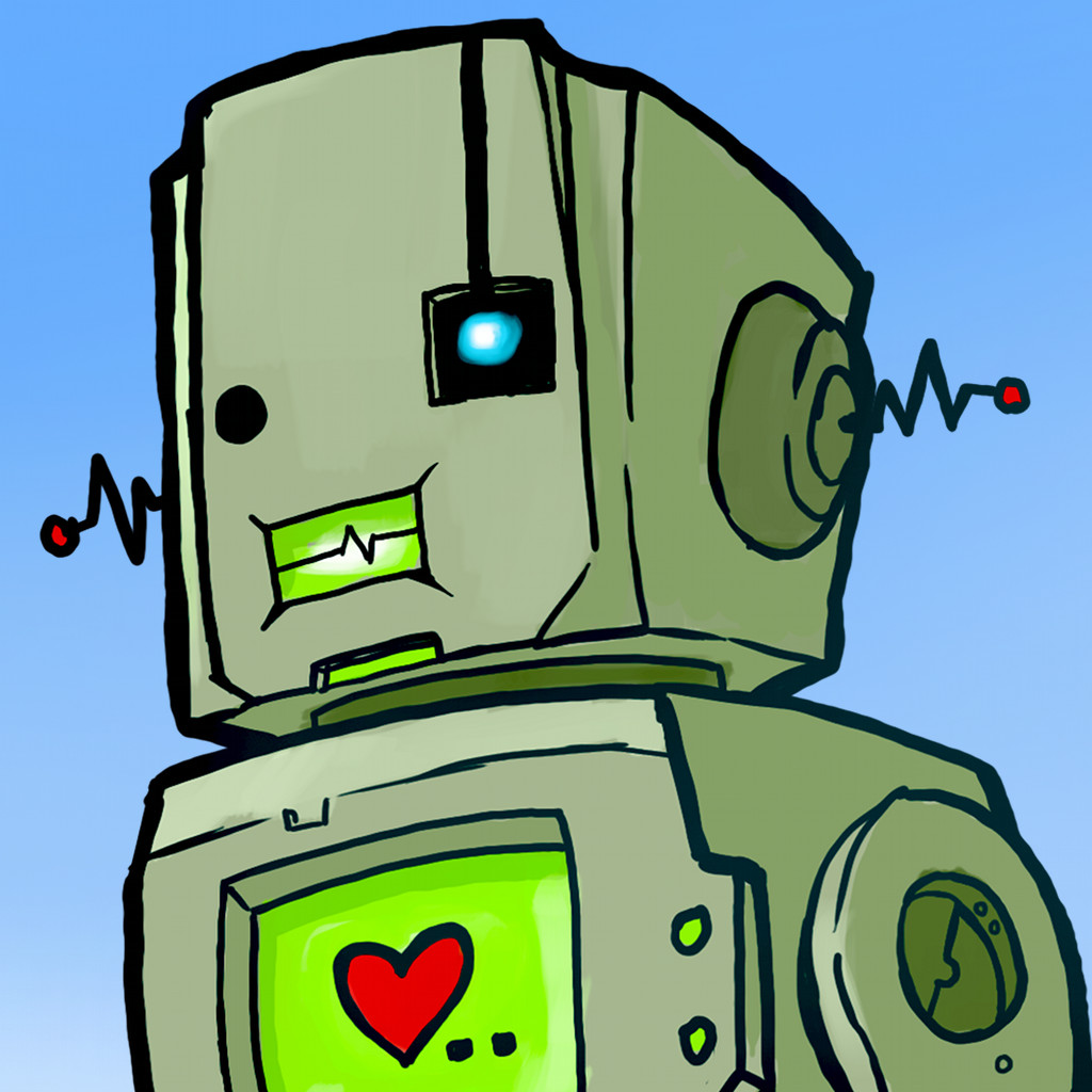 Girls Like Robots by [adult swim] icon